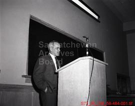 [Opening of the Saskatchewan Research Council Building on the University of Saskatchewan Campus, ...