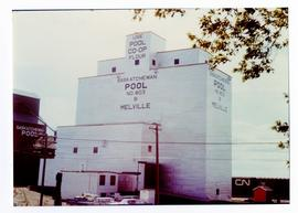 Saskatchewan Wheat Pool elevators at Melville--no. 803