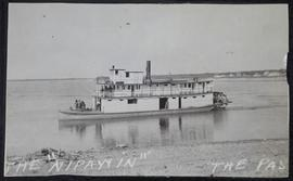 """Nipawin"" steamboat"