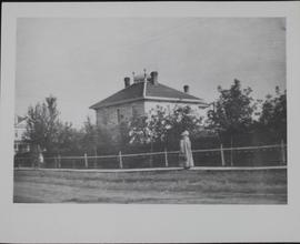 G. Ferguson home at Indian Head
