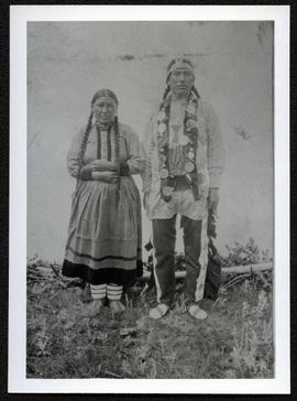 Benjamin and Isabel Quinney, Onion Lake