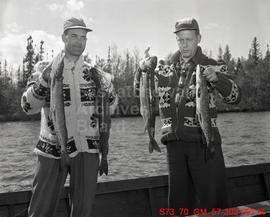 Lac la Plonge - Fishing