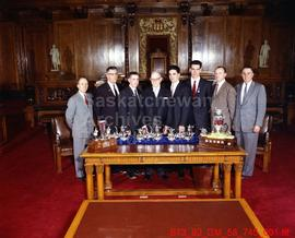 Richardson Curling Family Being Honoured in Legislative Assembly