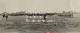 195th City of Regina Overseas Battalion Canadian Expeditionary Force (CEF)  Regina