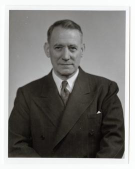 George W. Robertson, secretary, Saskatchewan Wheat Pool