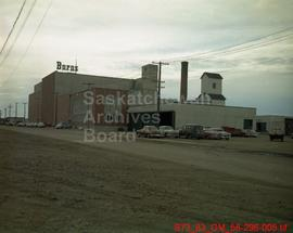 Exterior View of Burns Plant at Prince Albert