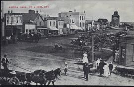 """Arcola, Saskatchewan, on a dull day"""