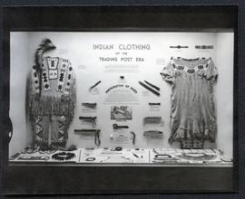 """Indian Clothing of the Trading Post Era"" on display at Regina museum"