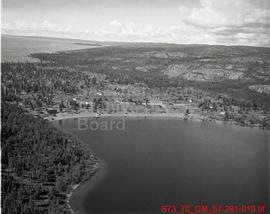 Aerial of Camsell Portage