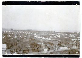 American military camp