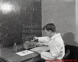 [Saskatoon - Fisheries Branch Laboratory]