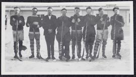 Tyvan High School hockey team