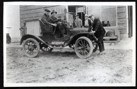 Brush car (make of car later became a Maxwell), Wilcox