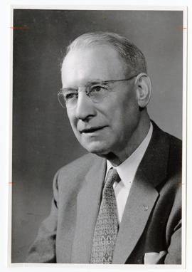 George W. Robertson, secretary of the Saskatchewan Wheat Pool from 1924 to 1958