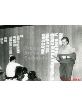1989 The Association Jeunesse Fransaskoise's annual general meeting