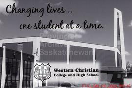 Western Christian College and High School - Regina campus