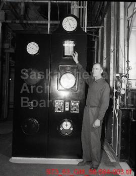Gas Heating - St. Paul's Hospital, Saskatoon