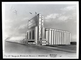 Design for Dominion government elevators