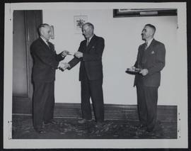 Presentation for World's Best Oats for 1947
