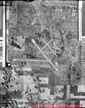 Aerial photos - Regina Airport region