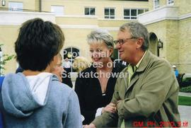 Farewell for Lieutenant Governor of Saskatchewan, Lynda Haverstock