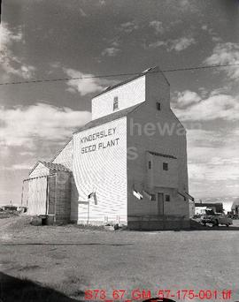 Kindersley - Co-op Seed Cleaning Plant